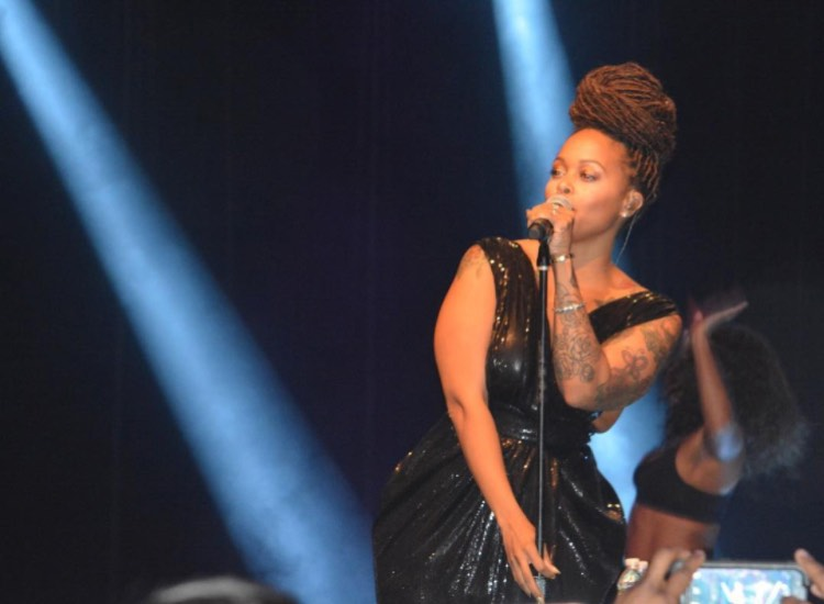 Chrisette Michele: Catching Heat After Trump Inauguration Commitment