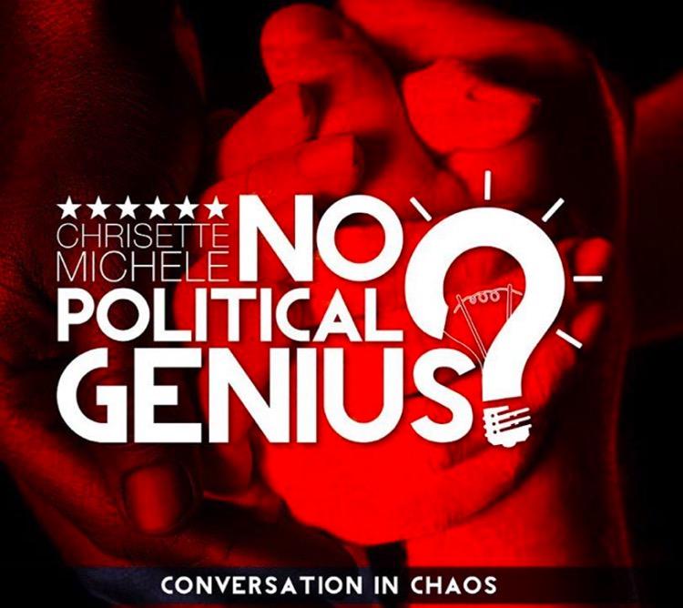 Chrisette Michele: No Political Genius
