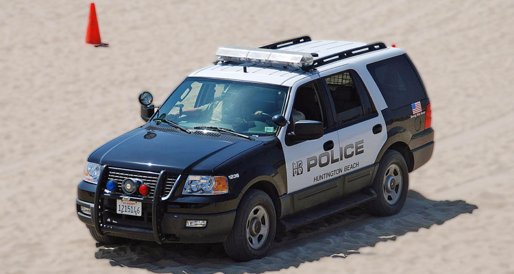 Soulja Boy Found With Pistol Stolen from the Huntington Beach Police