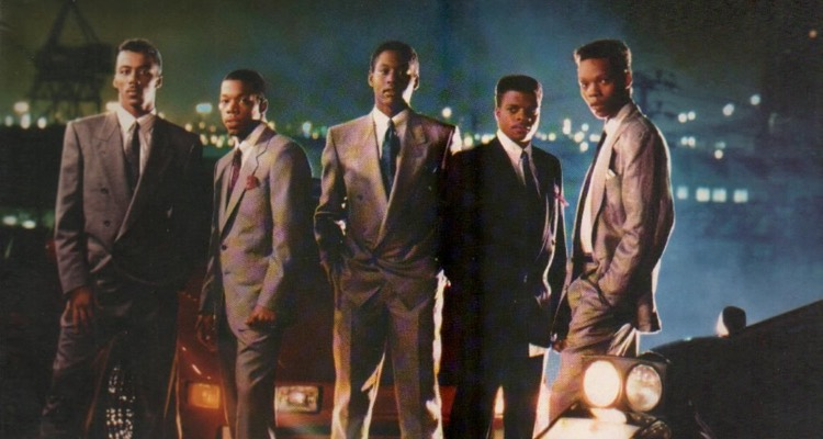 new edition gary evans pictures