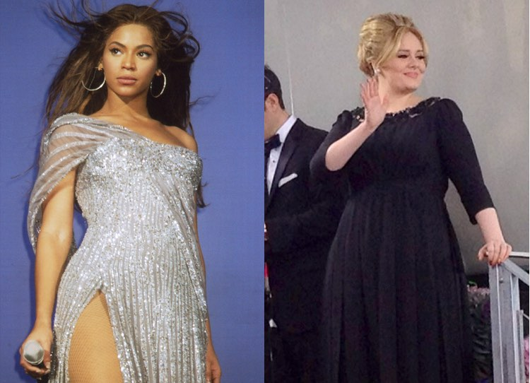 Carlos Santana: Beyonce Is a Model, Adele Is a Singer