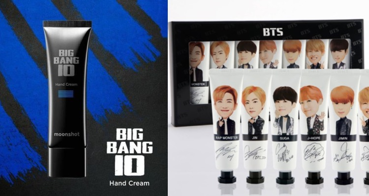 Bts Accused Of Plagiarizing Big Bang Again With Customized Hand