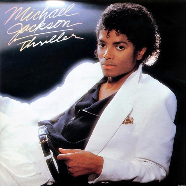 Michael Jackson: No. 1 Best Selling Albums of All Time