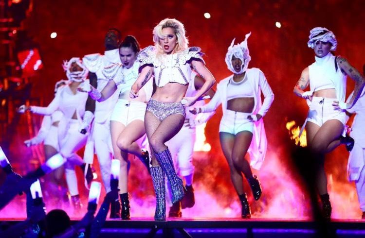 Lady Gaga Performs the Super Bowl LI Halftime Show