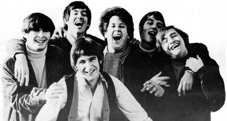 'Oldies' Band The Turtles, 1967 Publicity Photo (Public Domain)