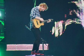 Ed Sheeran Announces Massive North American Tour (See Dates)