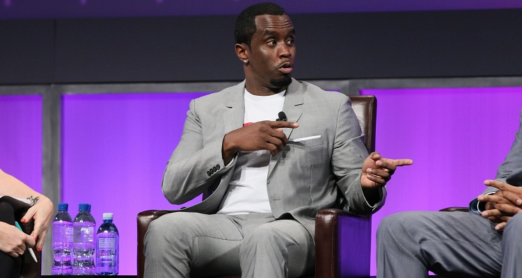 P Diddy's Company Discriminated Against White People, Lawsuit Claims