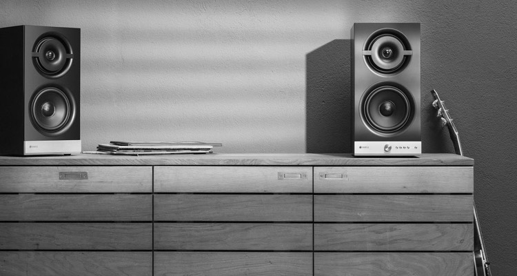 If Alexa Doesn't Kill Sonos, Raumfeld's Wifi Speakers Will…