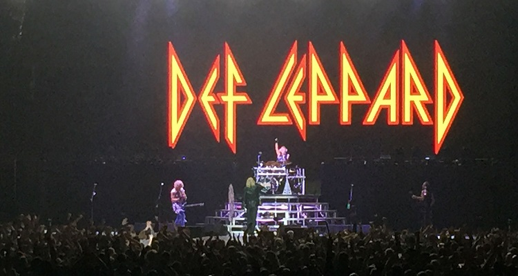 Def Leppard, Poison, and Tesla Kick Off Joint 2017 North American Tour