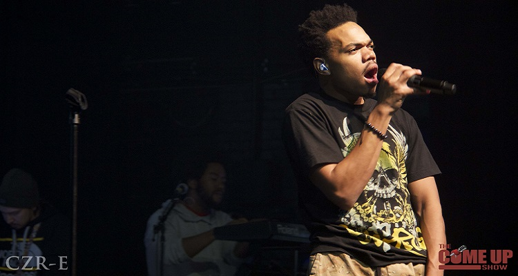 Ahead of Tour, Chance The Rapper Sues Fake Merch Bootleggers