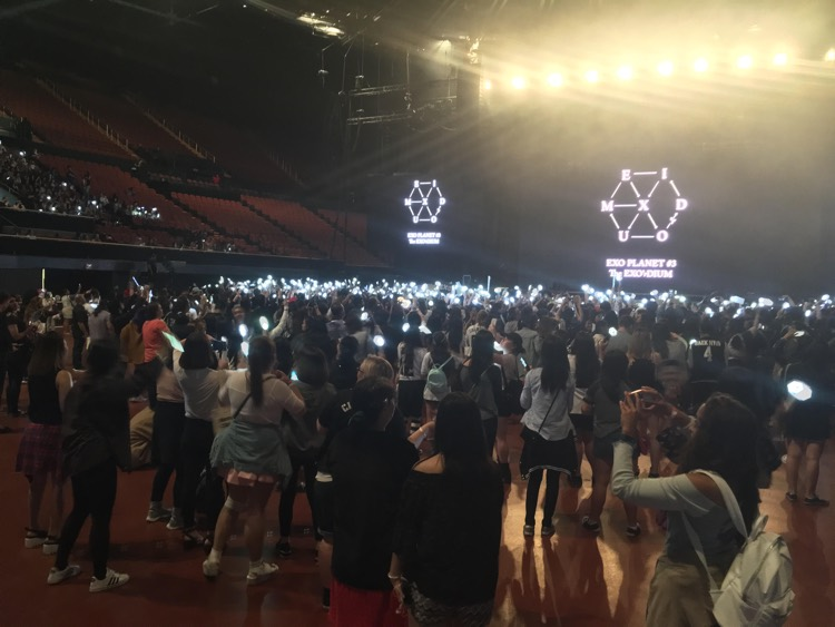 Why I Didn't Kill Myself After Spending 5 Hours at an EXO