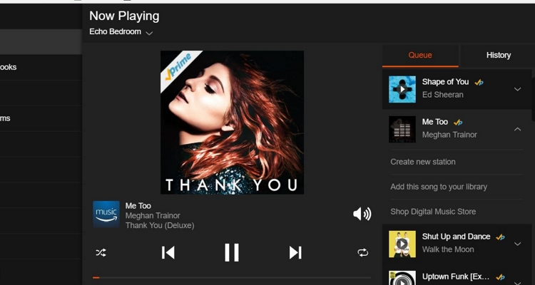 Best Free Music Apps – Amazon Prime Music