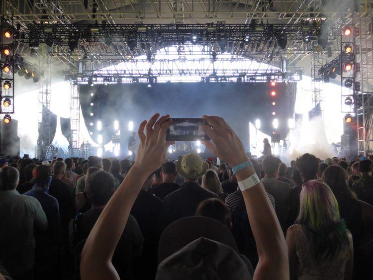 Coachella Weekend One (photo: Fred von Lohmann CC by 2.0)