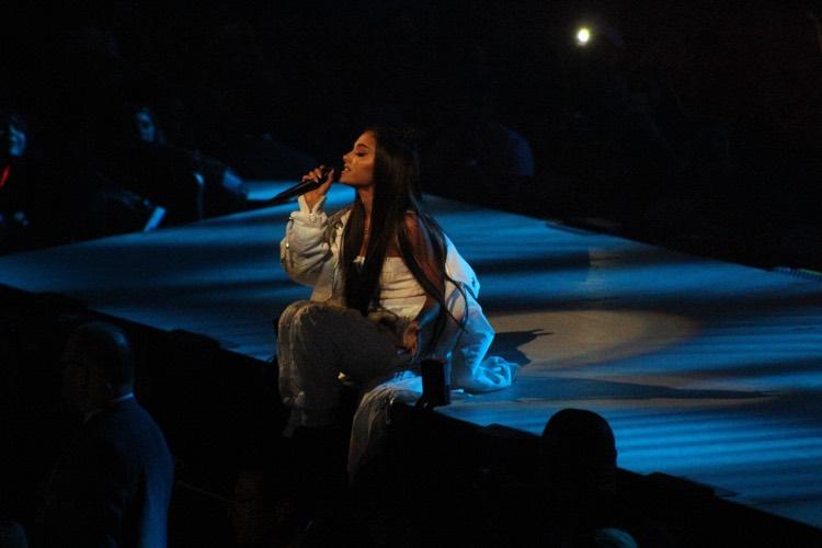 Ariana Grande (photo: Lindsay Daniella CC by 2.0)