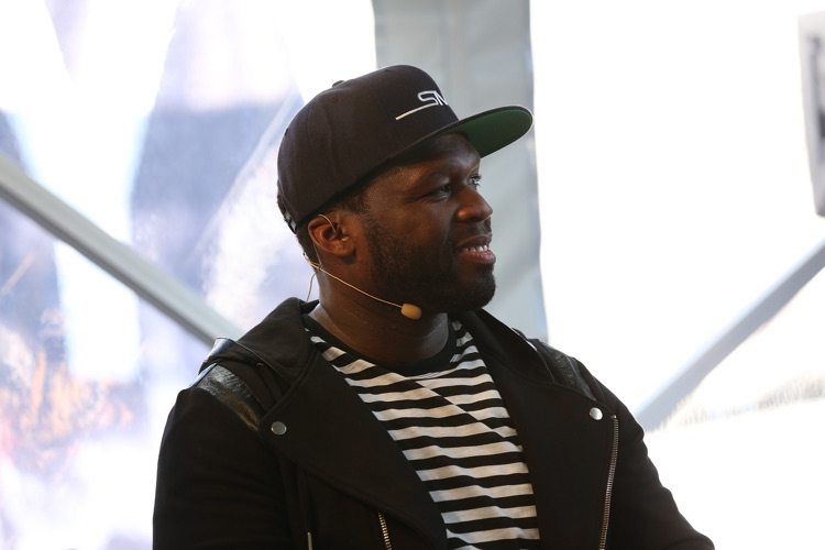 50 Cent Says Tupac Shakur Movie 'All Eyez on Me' Is