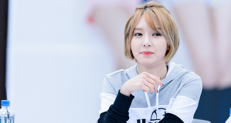 ChoA Officially Quits AOA After Suffering a Mental Breakdown