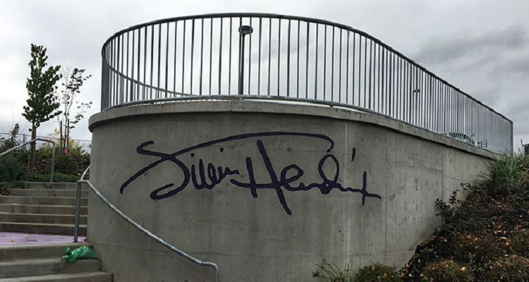 After A Decade In The Works, The Jimi Hendrix Park Finally Opens