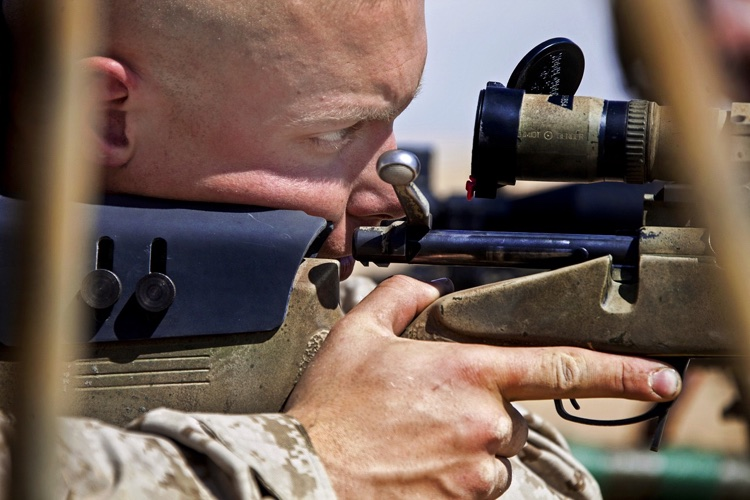 Man firing a weapon. Is the Pirate Bay next to go down? (photo: tpsdave (CC0))