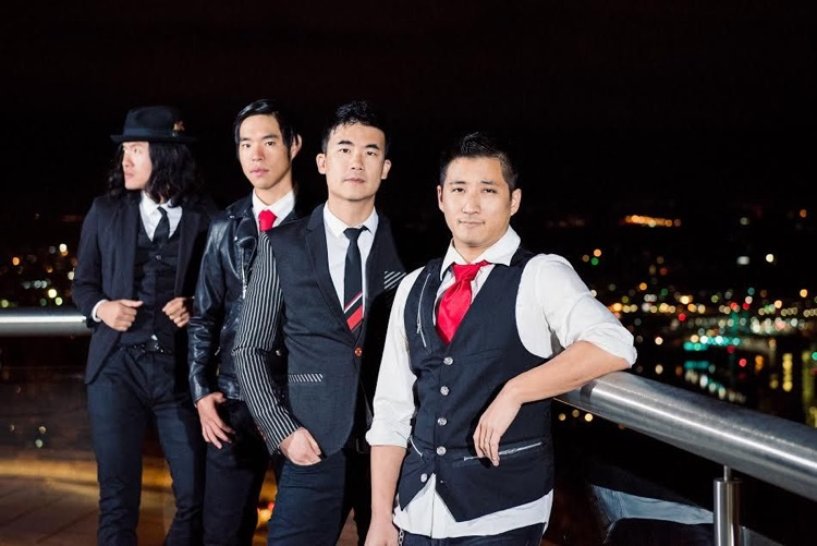 Members of The Slants. The Washington Redskins Love These Guys.