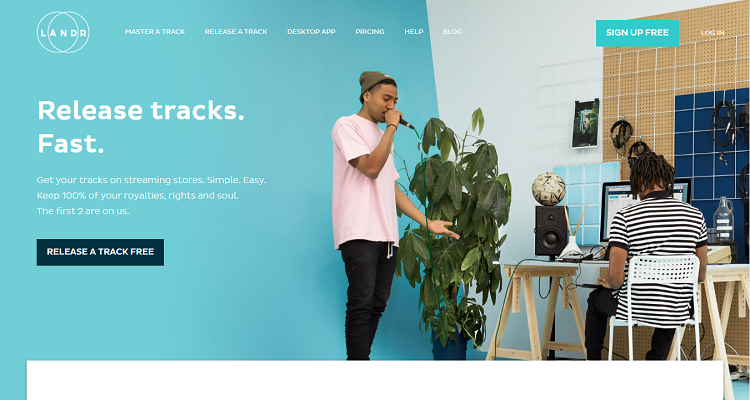 Exclusive: Landr Is About to Launch a Digital Music Distribution Service