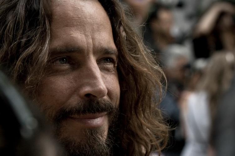 Soundgarden frontman Chris Cornell