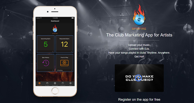 This DJ Payola App Will Get Your Music Played In Clubs
