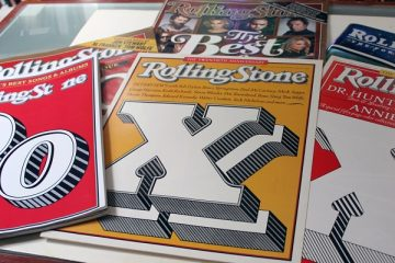 On Its 50th Anniversary, Rolling Stone Puts Itself on the Market