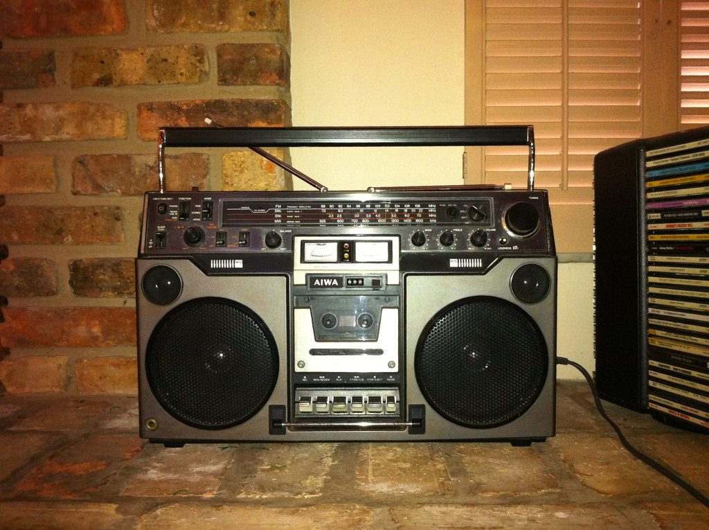 Cheap Turntable Sales Are Exploding. Are 70s Boomboxes Next?