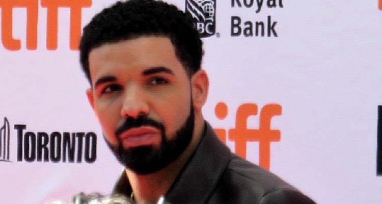 Drake at the Toronto Film Festival