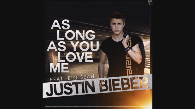 Justin Bieber's 2010 smash, 'As Long As You Love Me,' co-produced by Rodney Jerkins