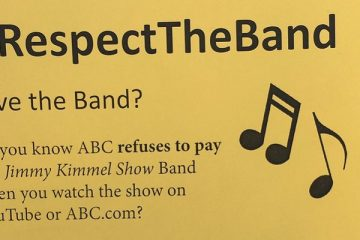 Fun Fact: ABC Doesn't Pay Musicians on Youtube or ABC.com