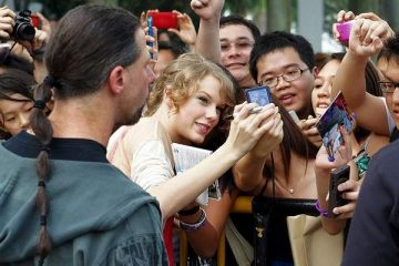 95% of Taylor Swift's 'Verified Fans' Just Got Shafted