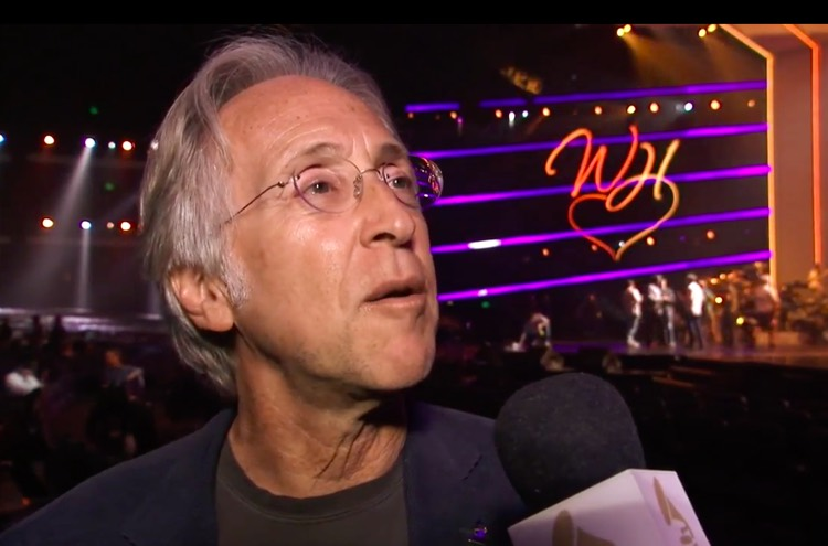 Grammys (Recording Academy) president Neil Portnow