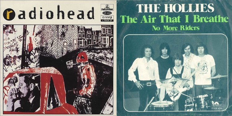 Turns Out Radiohead's 'Creep' Was Lifted from a 1972 Song by