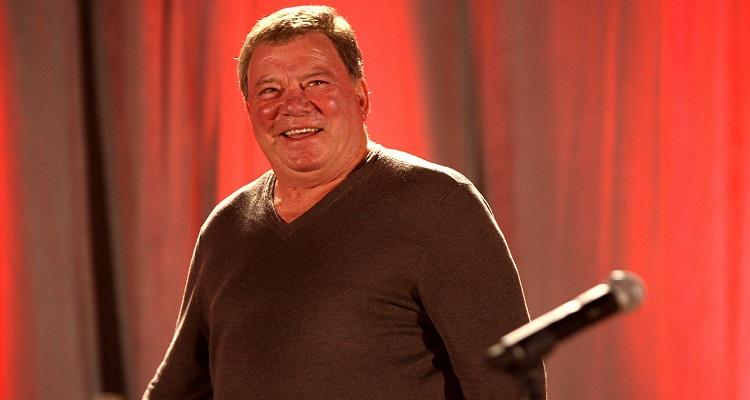 William Shatner Signs Nashville Recording Deal