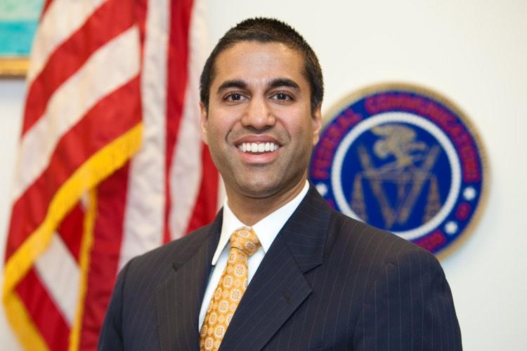 FCC chairman Ajit Pai, architect of the net neutrality rollback