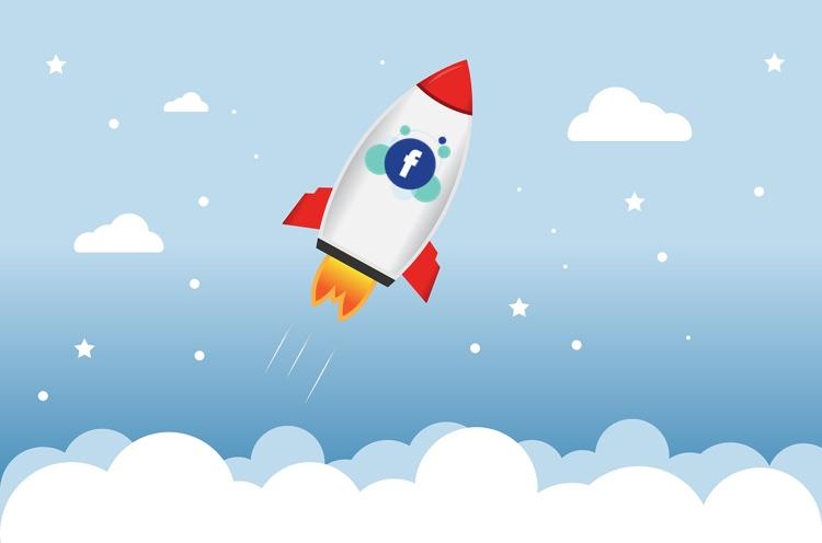 The Facebook Rocket Ship