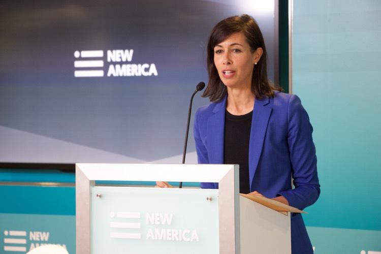FCC Commissioner Jessica Rosenworcel (photo: New America CC 2.0)