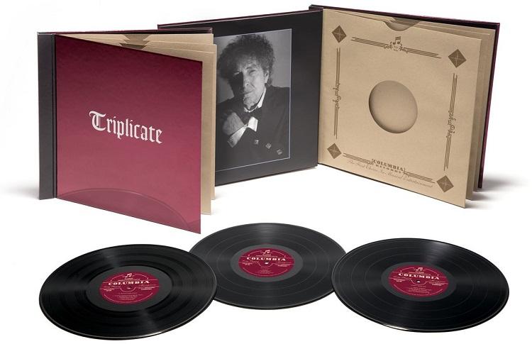 Bob Dylan triplicate spotify
