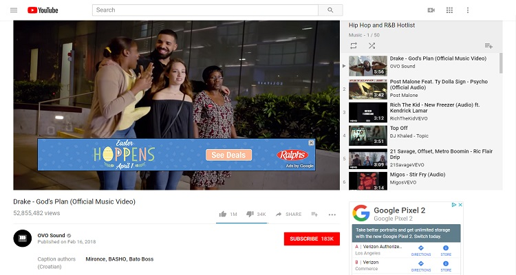 YouTube Is Going to Repeatedly Stuff Ads In Your Face Until