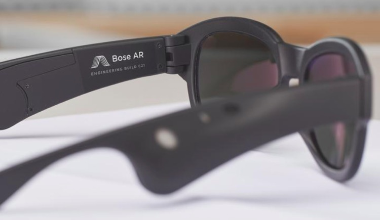 What the Hell Is 'Audio AR'? Take a Look at Bose's New Glasses...