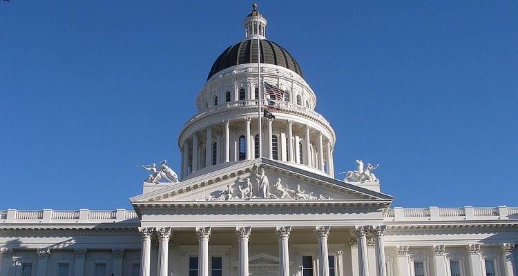 California State Capitol Building, Sacramento