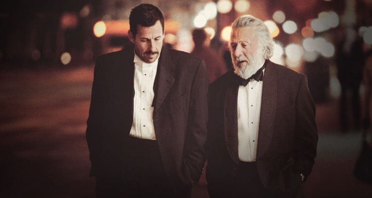 The Meyerowitz Stories (New and Selected), released on Netflix.