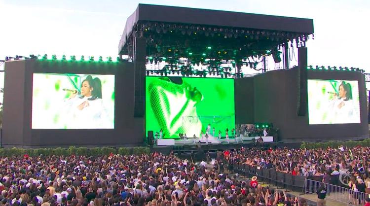 Check Out Cardi B's $300,000 Coachella Stage