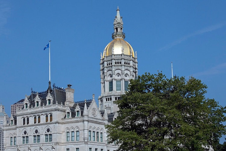 Connecticut State Capitol.