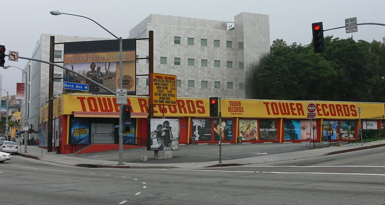 Tower Records Returns After 14 Years   ALT 98.7