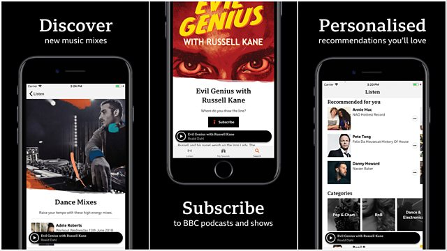 The BBC Fumbles the Launch of its Spotify and Apple Music