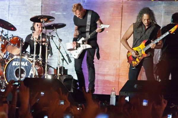 Music Industry Latest - Metallica, TIDAL, Spotify, Jimmy Wopo, Sigrid, Viagogo, Lauryn Hill, peermusic, More...