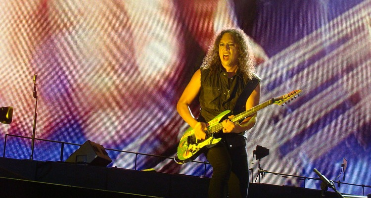 Metallica's Kirk Hammett on the Guitar: 'Like all ...