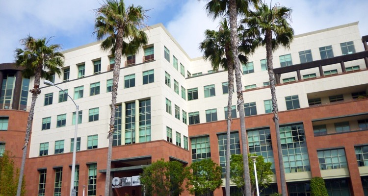 Universal Music Group headquarters, Santa Monica, CA